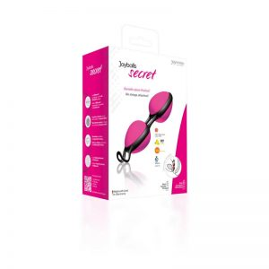 vaginalne-kroglice-joyballs-secret-pink-black